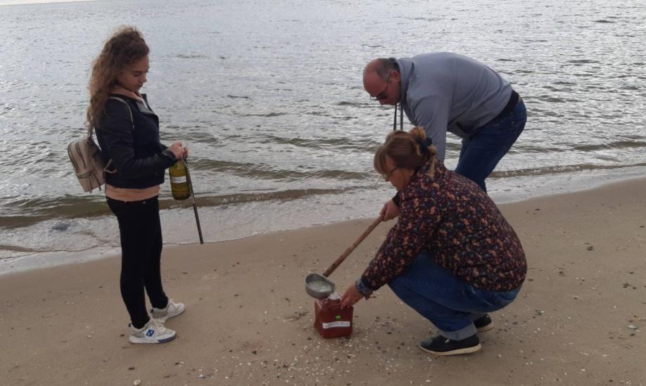 Экологи начали внеплановые проверки предприятий Одесской области, загрязняющих воду (фото) «фото»