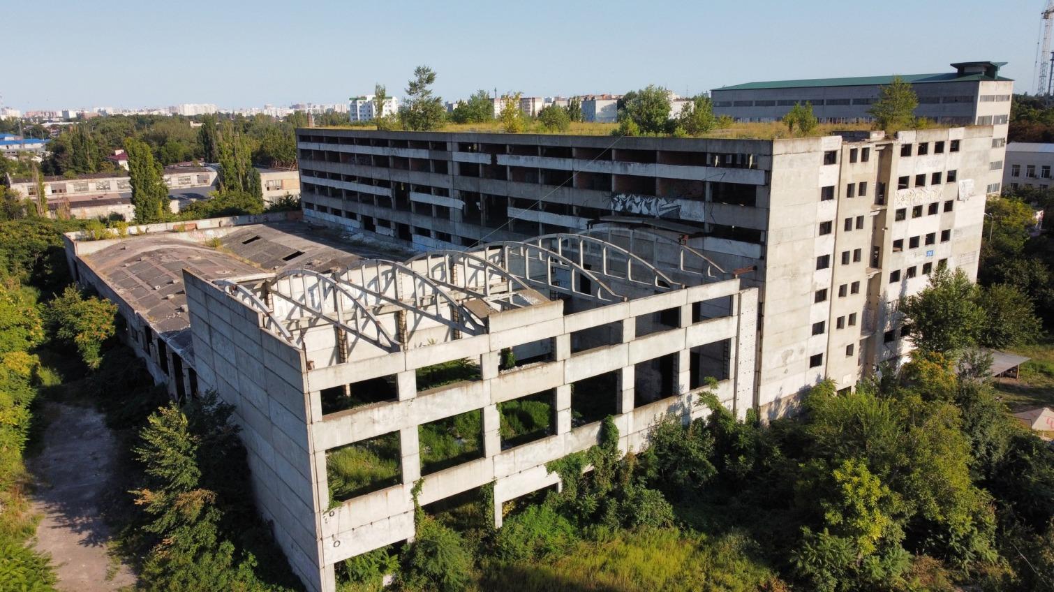 Недострои завода «Орион» в Одессе выставили на приватизацию (фото) «фото»