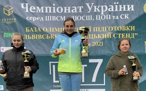 На чемпионате Украины по стендовой стрельбе одесситы завоевали 7 медалей (фото) «фото»