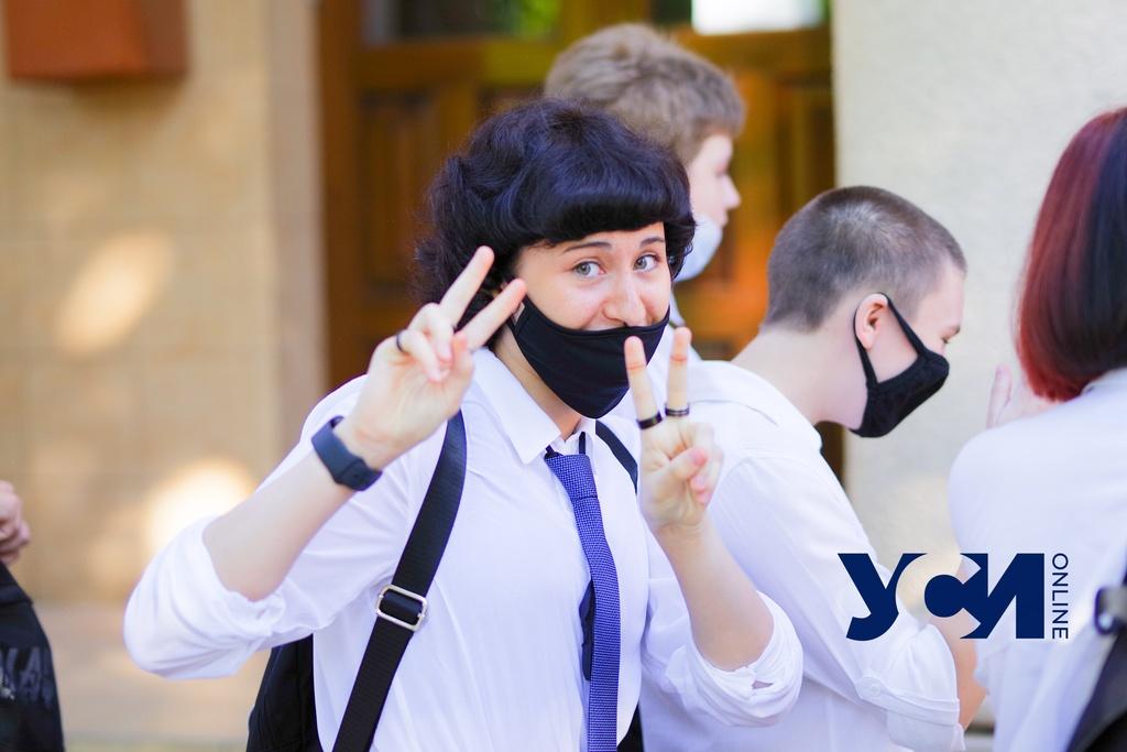 С 18 октября одесские школьники уходят на дистанционку, потом на каникулы «фото»