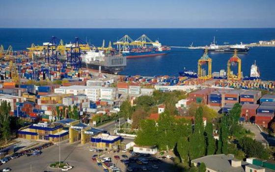 Международные банки помогут передать порт Черноморск в концессию «фото»