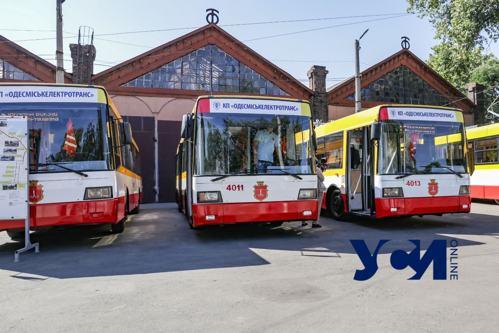 В этом году Одесса останется без электробусов «фото»