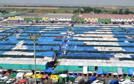 Промтоварный рынок «7 километр» снова откроет пункт вакцинации от COVID-19 «фото»