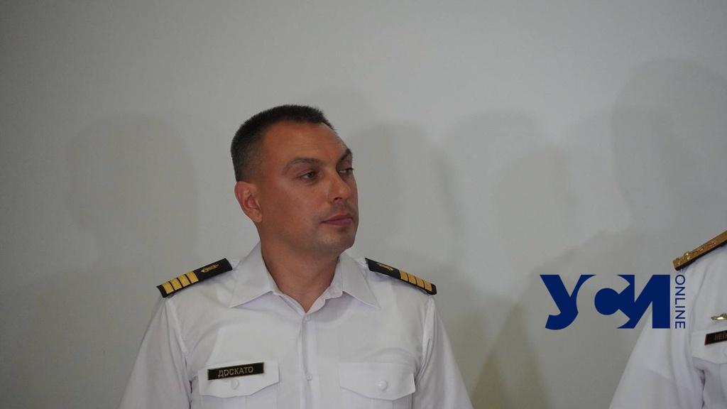 В Украине впервые присвоили звание коммодора «фото»
