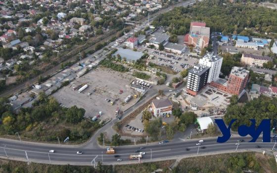 На слушаниях одобрили строительство ТЦ и жилкомплекса возле Дюковского парка (фото) «фото»