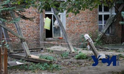 Скандал с переселенцами: Одесский облсовет готов оставить часть здания на Успенской (фото) «фото»