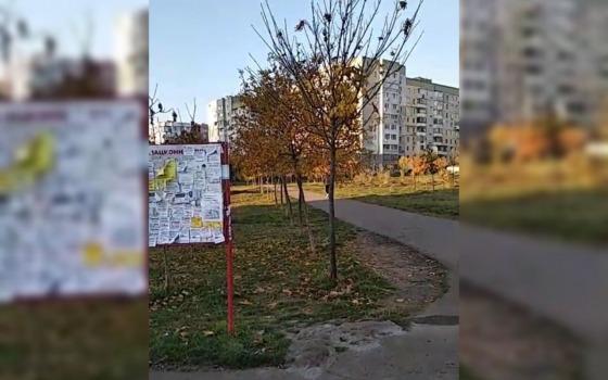Местные жители заставили убрать МАФ в парке Энтузиастов «фото»
