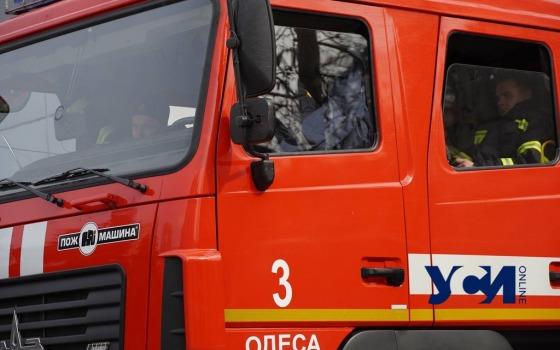 На Черемушках горела квартира в пятиэтажке «фото»