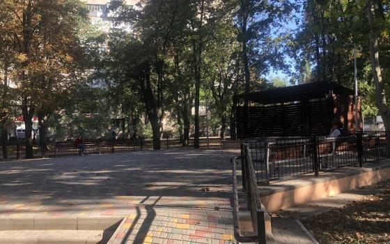 Одесситы поддержали идею назвать сквер возле «Вымпела» в честь героев-пограничников «фото»