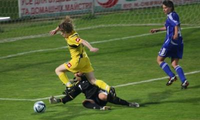 Хочешь заниматься женским футболом — беги из Одессы «фото»