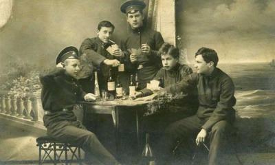3 октября — день трезвости. Как в старой Одессе боролись с «зеленым змием» (фото) «фото»