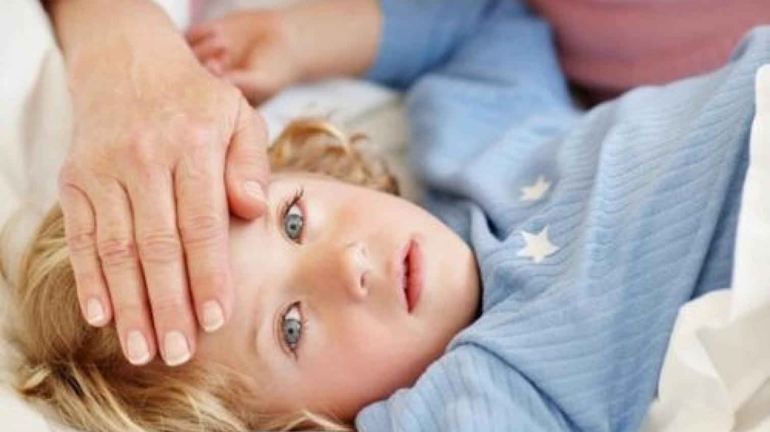 В Минздраве дали рекомендацию как выявить полиомиелит у ребенка «фото»
