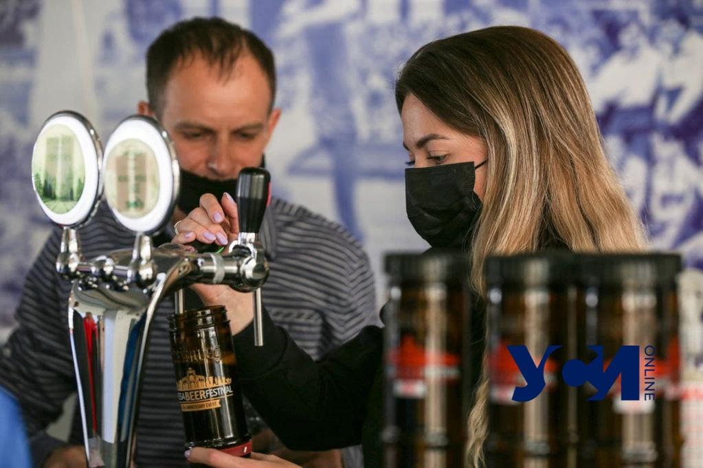 Праздник хмеля: в Одессе проходит пивной фестиваль (фото) «фото»
