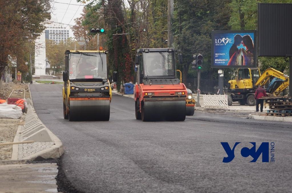 Не хватило на тротуары и велодорожки: город вновь закупит работы по капремонту улицы Черняховского (аудио) «фото»