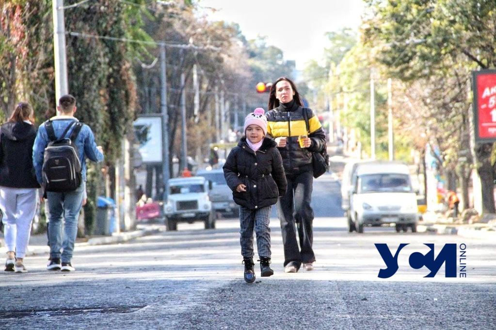 Новая пешеходная улица закроется сегодня ночью (фото, видео) «фото»