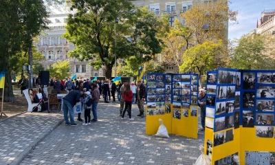 Полевая кухня и быт военных: в парке Шевченко отметили День защитников и защитниц Украины (фото, аудио) «фото»
