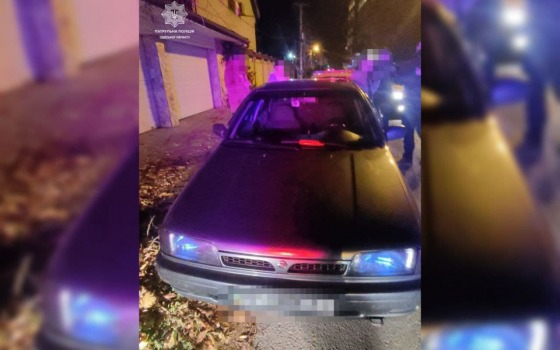 В Одессе у водителя иномарки нашли кастет и наркотики (фото) «фото»