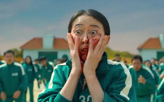 Сериал «Игра в кальмара» и его щупальца в головах детей «фото»