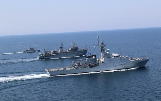 Учения: часть Черного моря у берегов Одессы закроют для кораблей (карта) «фото»